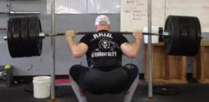 kevin doyle squat